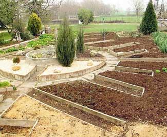 Huerto jard n ecol gico mariano bueno jes s arnau fresquet for Como organizar un jardin grande