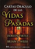 Cartas Oráculo de las Vidas Pasadas (Doreen Virtue, Brian Weiss)