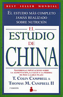 El Estudio de China (T. Collin Campbell & T.M Campbell)