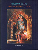 Libros Proféticos (Volumen 2) (William Blake)