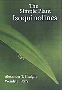 The Simple Plant Isoquinolines (Alexander y Ann Shulgin)
